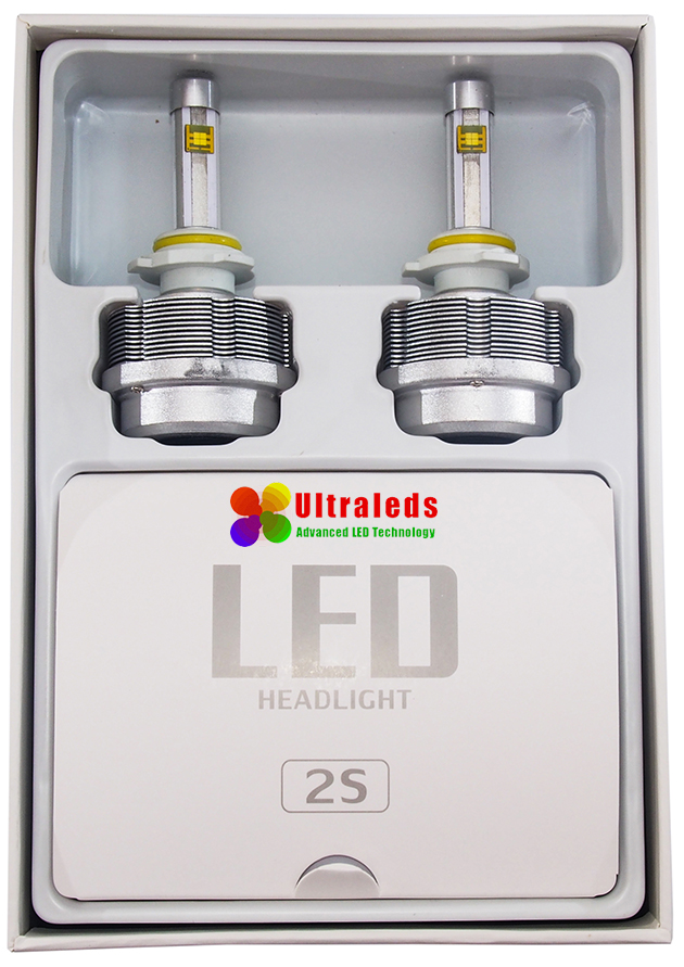 Zestaw LED HB4 HID Ksenon - 60 W - 7200 LM